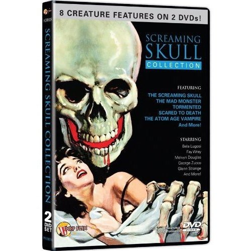Screaming Skull Horror Collection