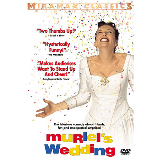 MURIEL'S WEDDING [DVD] [1996] [ENGLISH] [REGION 1]