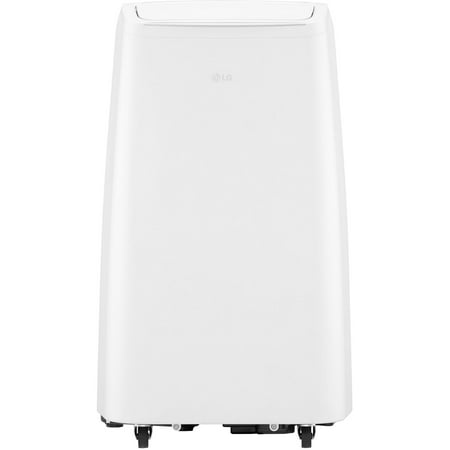 70 Ac Part - LG 115V Portable Air Conditioner with Remote Control in White for Rooms up to 200 Sq. Ft.