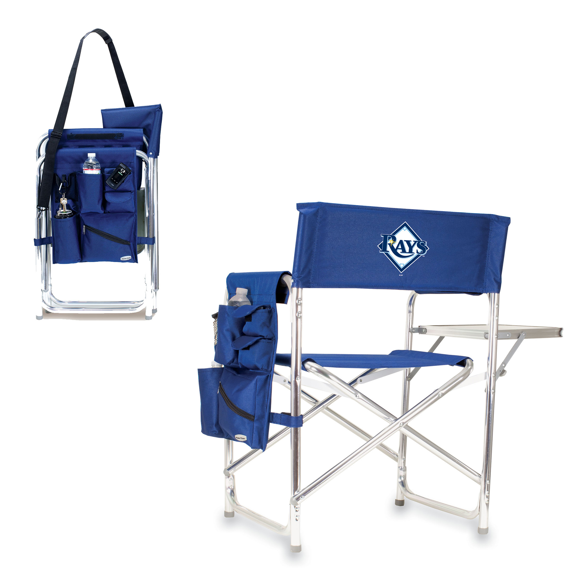 Tampa Bay Rays Sports Chair - Navy - No Size