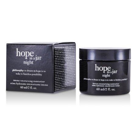 Philosophy - Hope In a Jar Night Intense Retexturizing Moisturizer -60ml/2oz