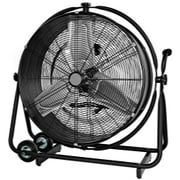 """24"""" DRUM FAN THAT MOVES VERTICALLY AND HORIZONTALL"""