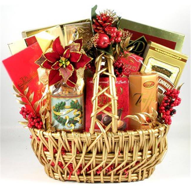 Gift Basket Drop Shipping NiBeCh Night Before Christmas Gift Basket
