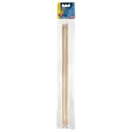- Lw Wooden Perch 16 In 2/Pk