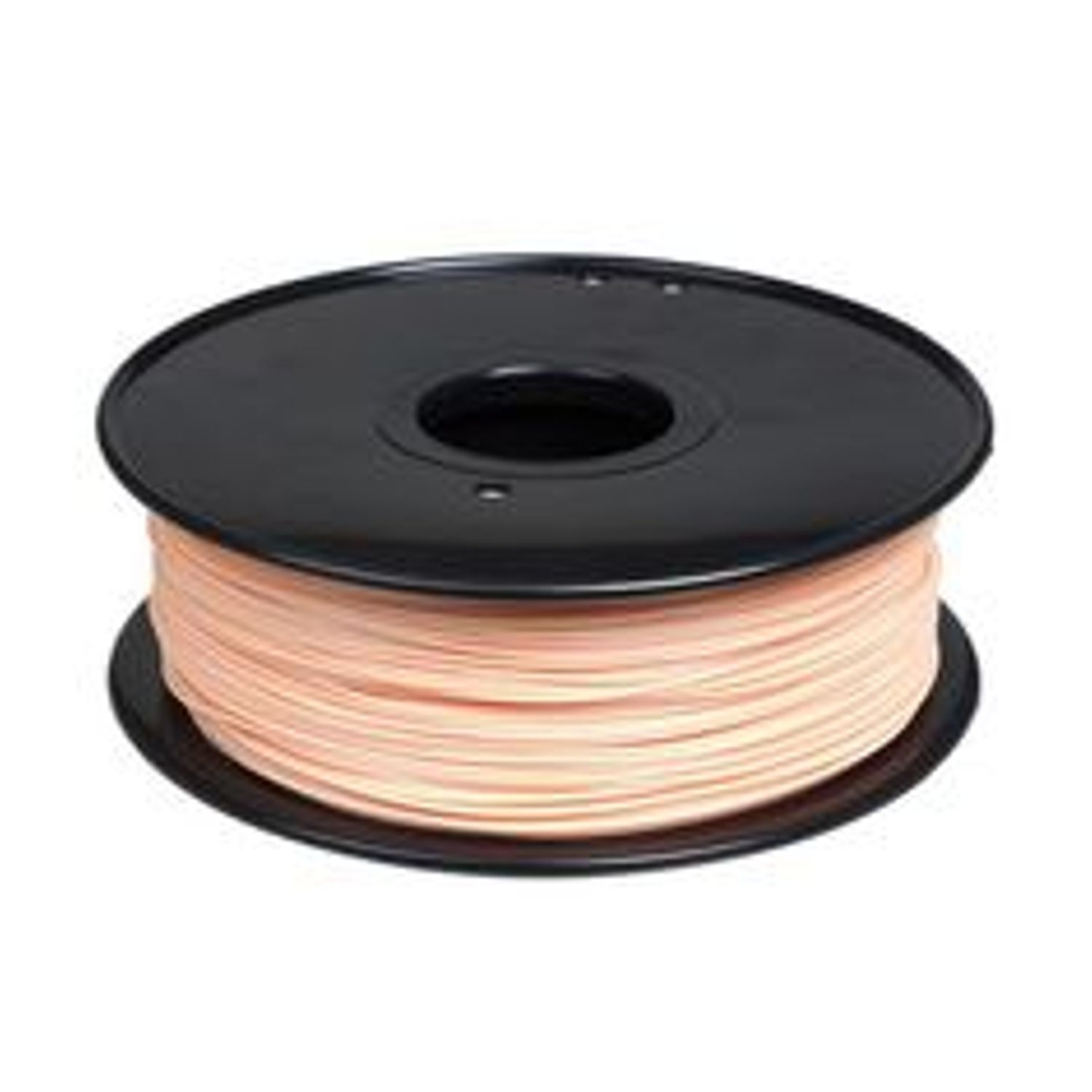 Insten 3D Filament Printer ABS 1.75mm 1kg spool - Baby Skin (Solid color) for 3D Printing (N3D-ABS-Skin)