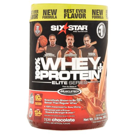 Six Star Pro Nutrition provides athletes advanced, scientifically formulated premium supplements at an incredible value. - LEARN MORE - Six Star® % Whey Protein Plus provides the delicious premium protein formulas you need that fit any active lifestyle.