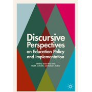 Discursive Perspectives on Education Policy and Implementation - eBook