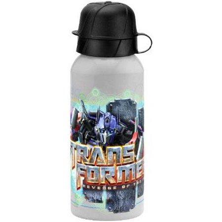 - Transformers Revenge of the Fallen Aluminum Sport Bottle