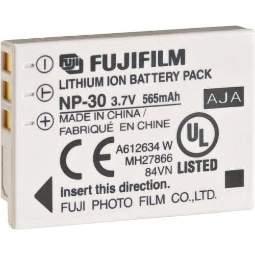 Fujifilm NP-30 Lithium Ion Rechargeable Battery