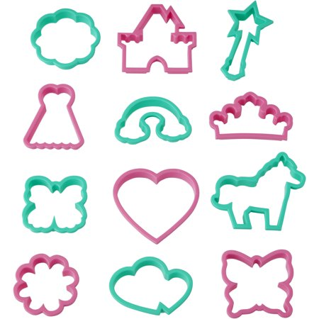 Wilton Girl's Cookie Cutter Set](Williams Sonoma Halloween Cookie Cutters)
