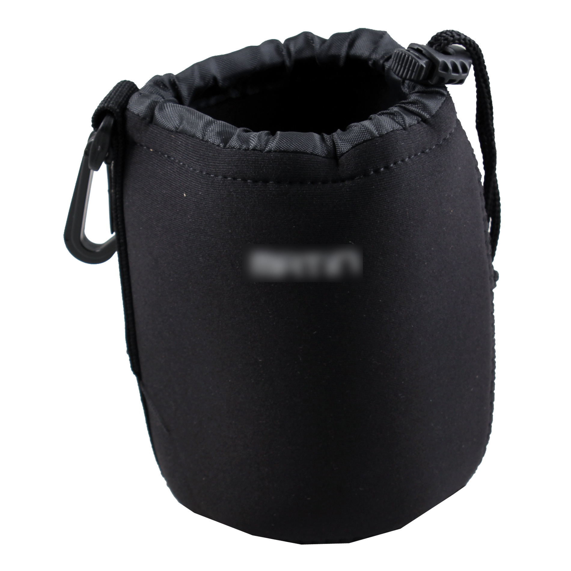 Neoprene Soft DSLR Camera Lens Pouch Case Bag to protect Lens (M)