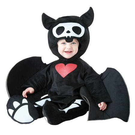 Infant Skelanimals Diego The Bat Costume by California Costumes 10020
