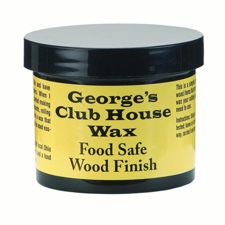 George's Club House Wax 4 Ounces