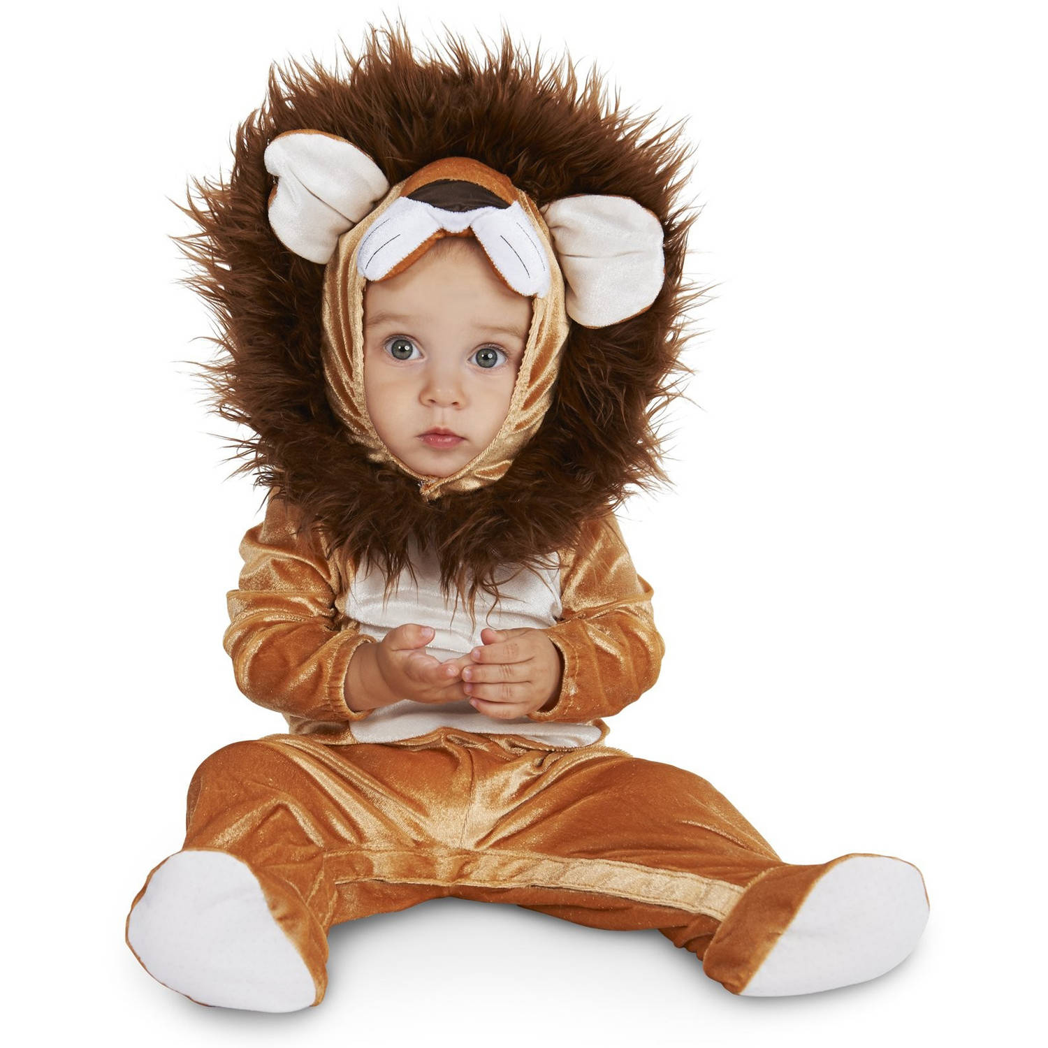 sweet lion toddler halloween costume size 3t4t