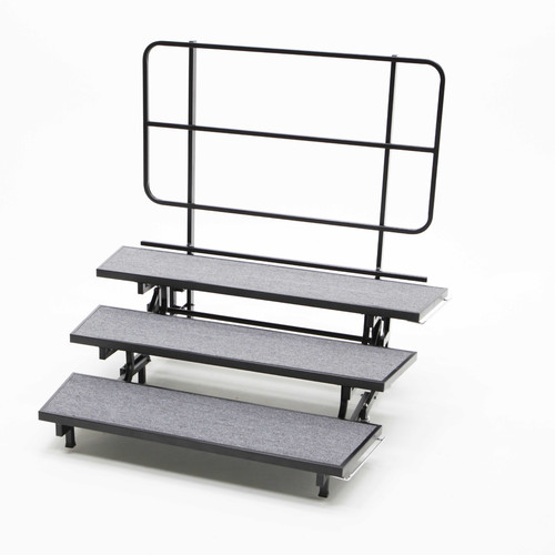AmTab Manufacturing Corporation 3 Level Mobile EZ Riser