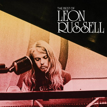 Best of Leon Russell (CD) (Best Of Leon Redbone)