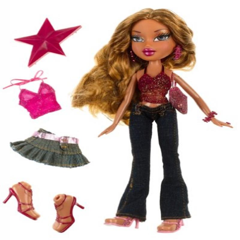 Bratz Step Out Yasmin Doll by MGA Entertainment