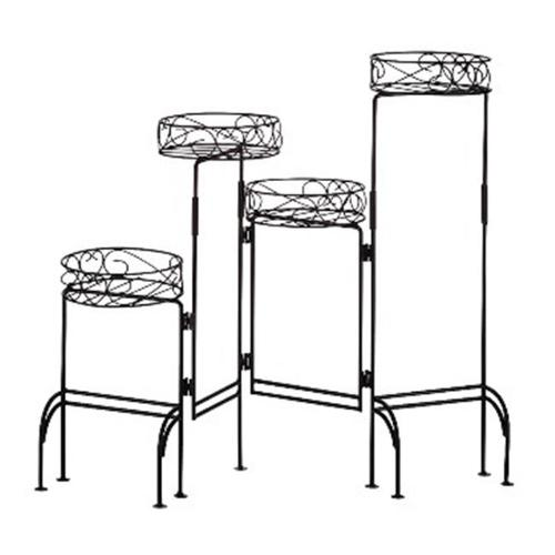 Zingz & Thingz 57070258 Folding Four-Level Plant Stand