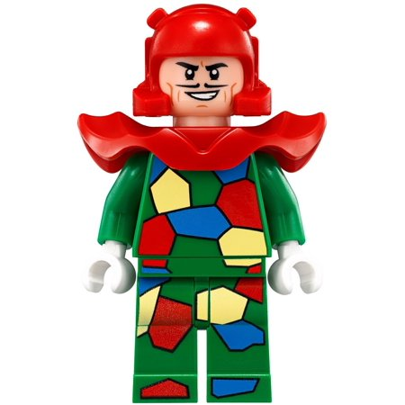 DC LEGO Batman Movie Crazy Quilt Minifigure [No Packaging] - Lego Crazy Contraptions