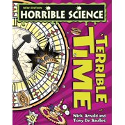 Horrible Science: Terrible Time - eBook