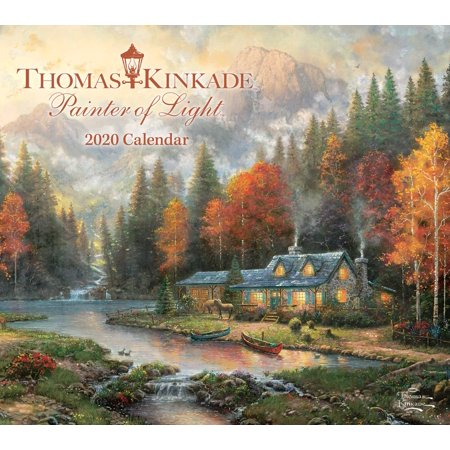 2017 Painter of Light Wall Calendar
