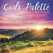 God's Palette 2020 Wall Calendar (Other)