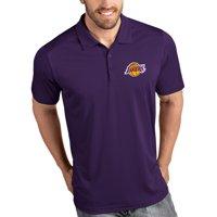 Los Angeles Lakers Antigua Tribute Polo - Purple