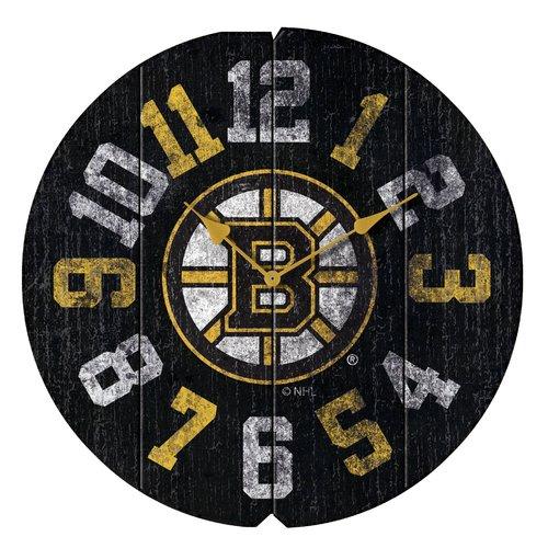 Imperial International NHL 16'' Vintage Wall Clock