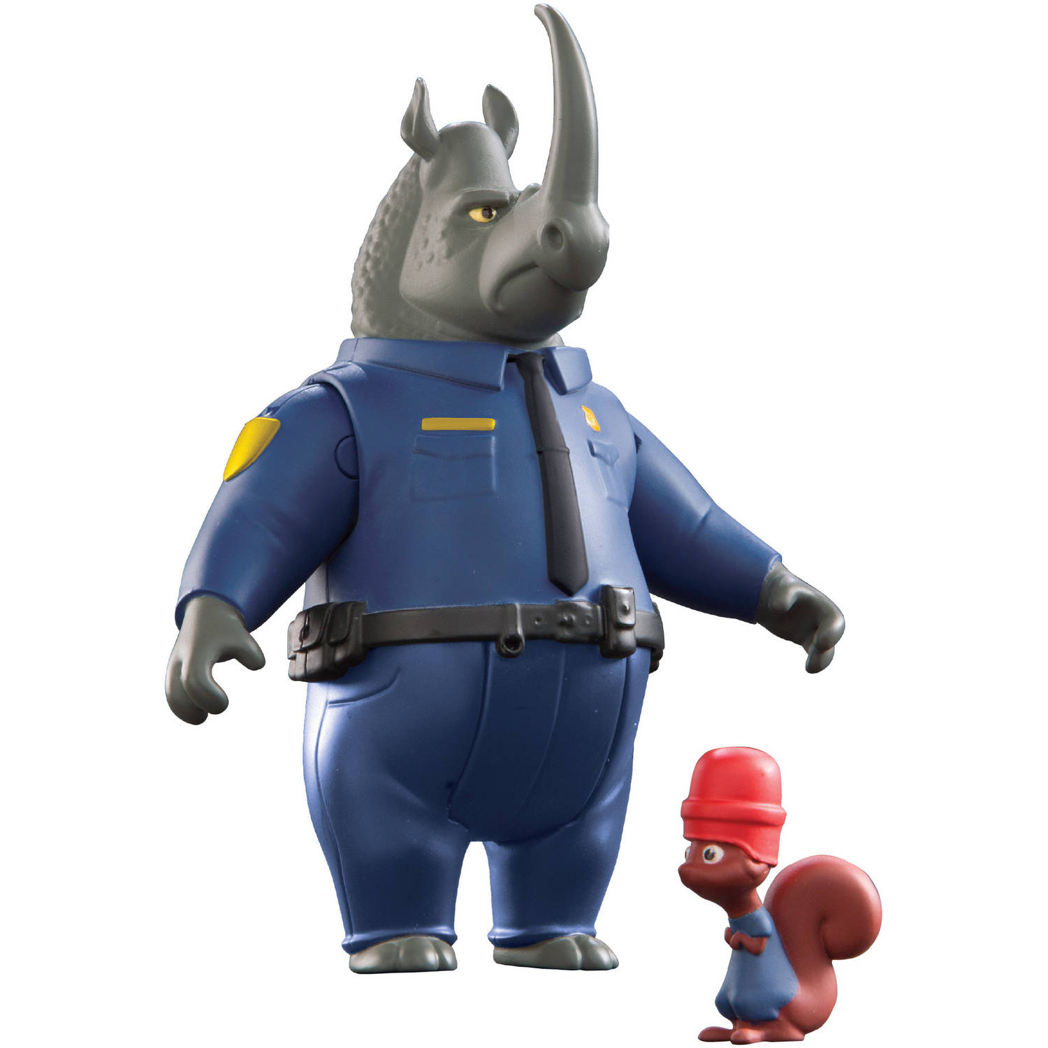 Zootopia McHorn and Safety Squirrel Small figure