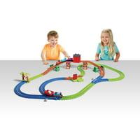 Thomas & Friends Trackmaster Thomas & Nia Cargo Delivery