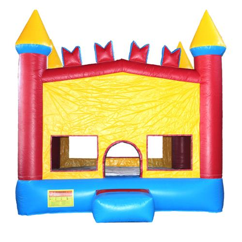 Inflatable Castle Commercial Grade A Bounce House Bouncy Jumper + Blower