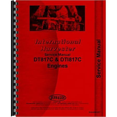 New International Harvester 433 Scaper Engine Service Manual