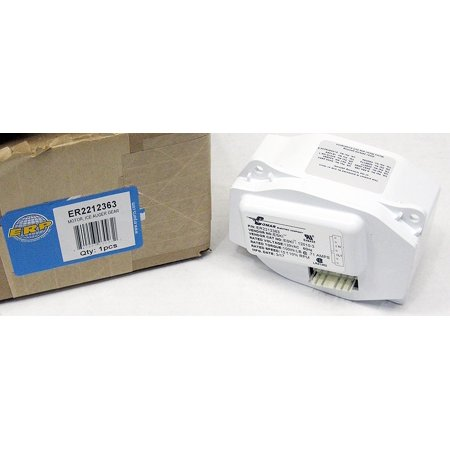 Refrigerator Ice Auger Gear Motor for Whirlpool WP2212363 AP6006624 PS11739700, Refrigerator Ice Maker Auger Motor By ERP (Ice Maker Gear)