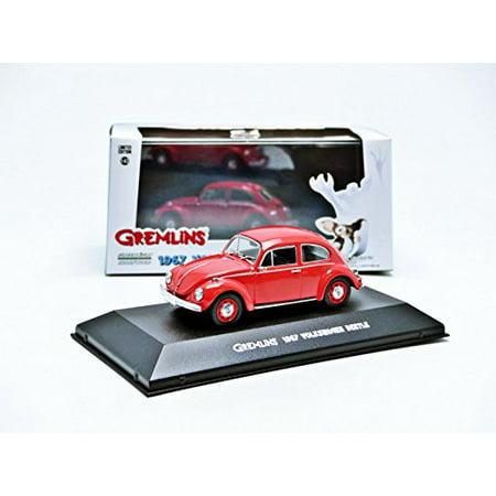 """1967 Volkswagen Beetle \""""Gremlins\"""" (1984) 1/43 Diecast Model Car by Greenlight - image 4 de 5"""