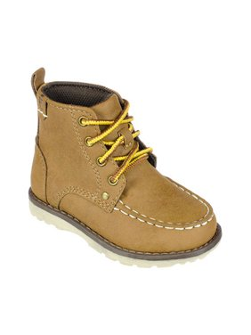 Infant Boys' Crevo Buck Moc Toe Ankle Boot