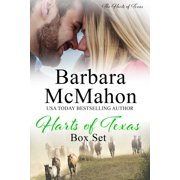 Harts of Texas Box Set - eBook