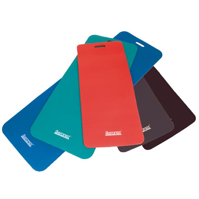 AGM Group 74508 72 inch Elite Workout mat with Handle - Blue