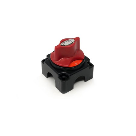 Single Circuit On-Off Battery Selector Switch, 250 Amp Five Oceans FO-3510