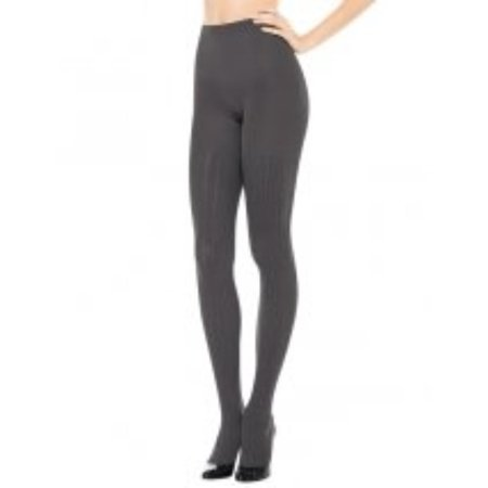 Sweater Knit Tights (NEW Women's SPANX Uptown Tight-End Tights Cable Knit Sweater Opaque Tights)