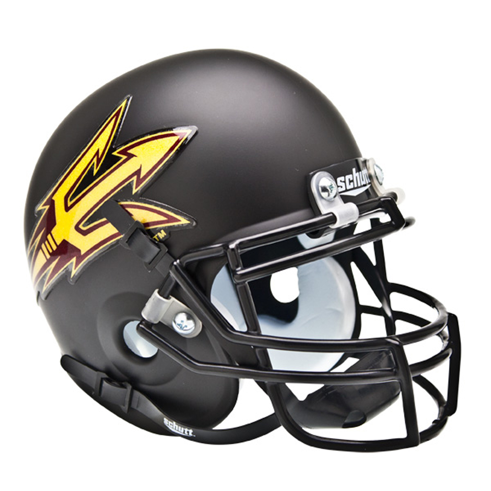 Arizona State Sun Devils NCAA Authentic Mini 1/4 Size Helmet