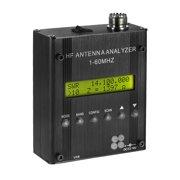 Best Shortwave Antennas - MR300 Digital Shortwave Antenna Analyzer Meter Tester 1-60MHz Review