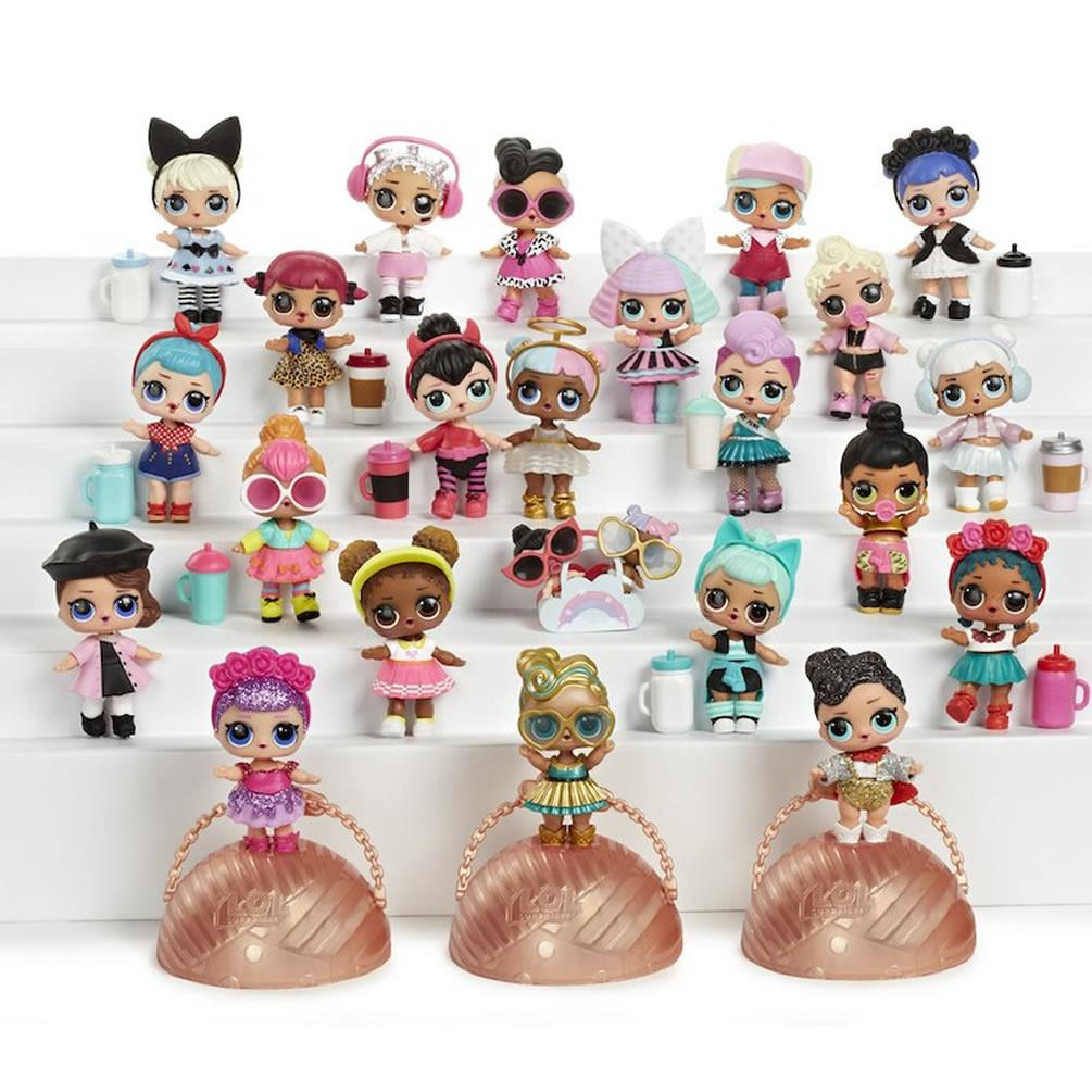 Lol Surprise Series 2 Wave 1 Bon Bon 2nd Edition Mystery Pack Walmart Com Walmart Com