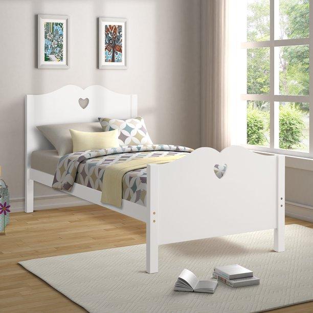 Platform Bed Frame Twin Size