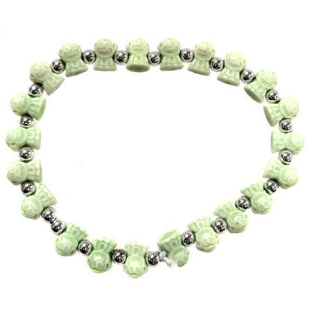 Monkeyz Green Monkeys Bracelet - Bracelet Light