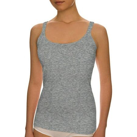 Best Fitting Women's Shelf Bra Camisole (Sizes S-3X) - Walmart.com