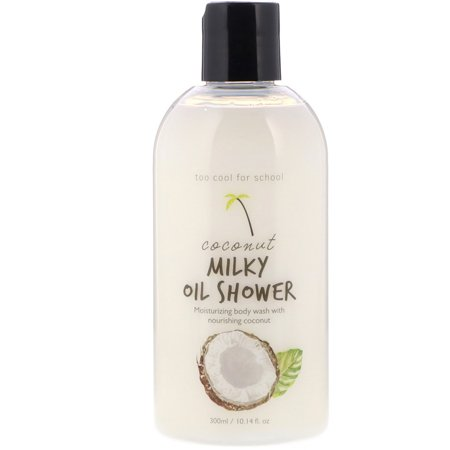 Too Cool for School  Coconut Milky Oil Shower  10 14 fl oz  300 ml