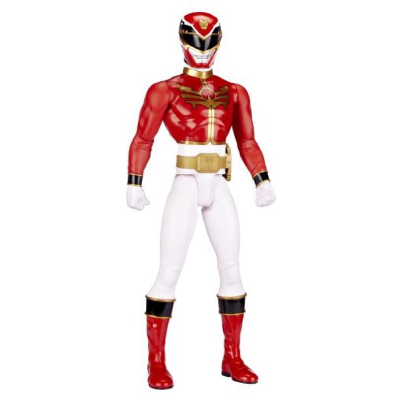 Power Rangers Megaforce Red Ranger 31 Inch Action Figure