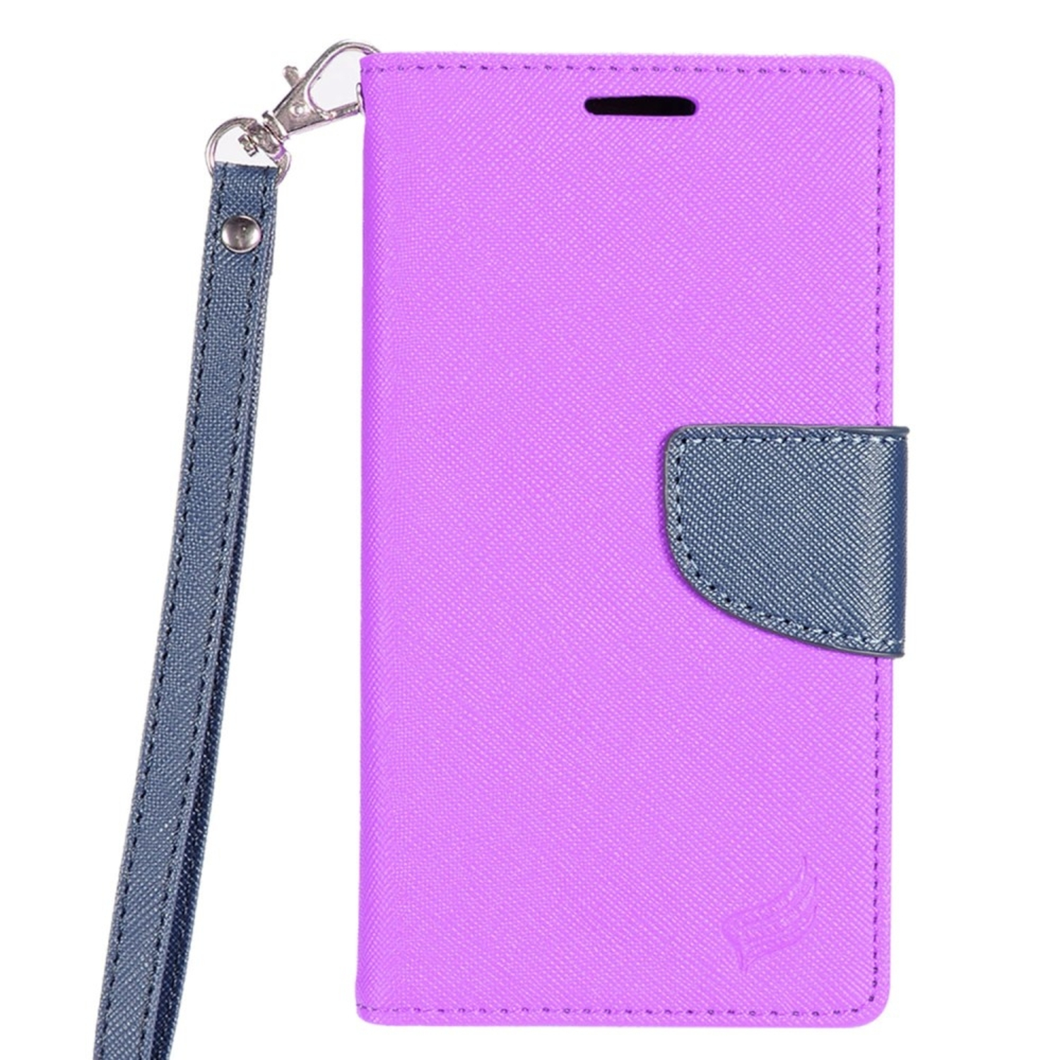 LG G6 case, by Insten Stand Folio Flip Leather [Card Holder Slot] Wallet Pouch Case Cover For LG G6