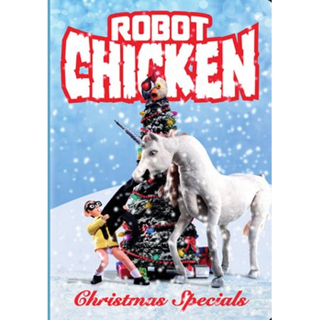 Robot Chicken: Christmas Specials (DVD) ()