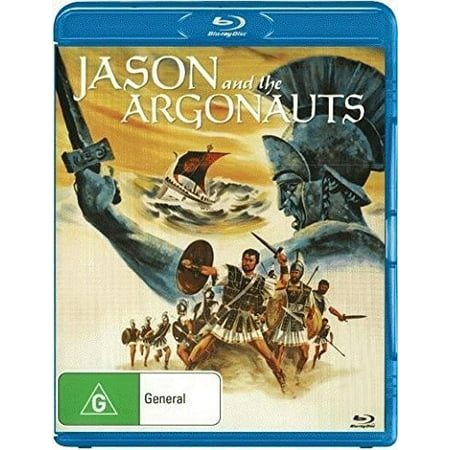 Jason and the Argonauts (Blu-ray) (Jason And The Argonauts Blu Ray Uk)